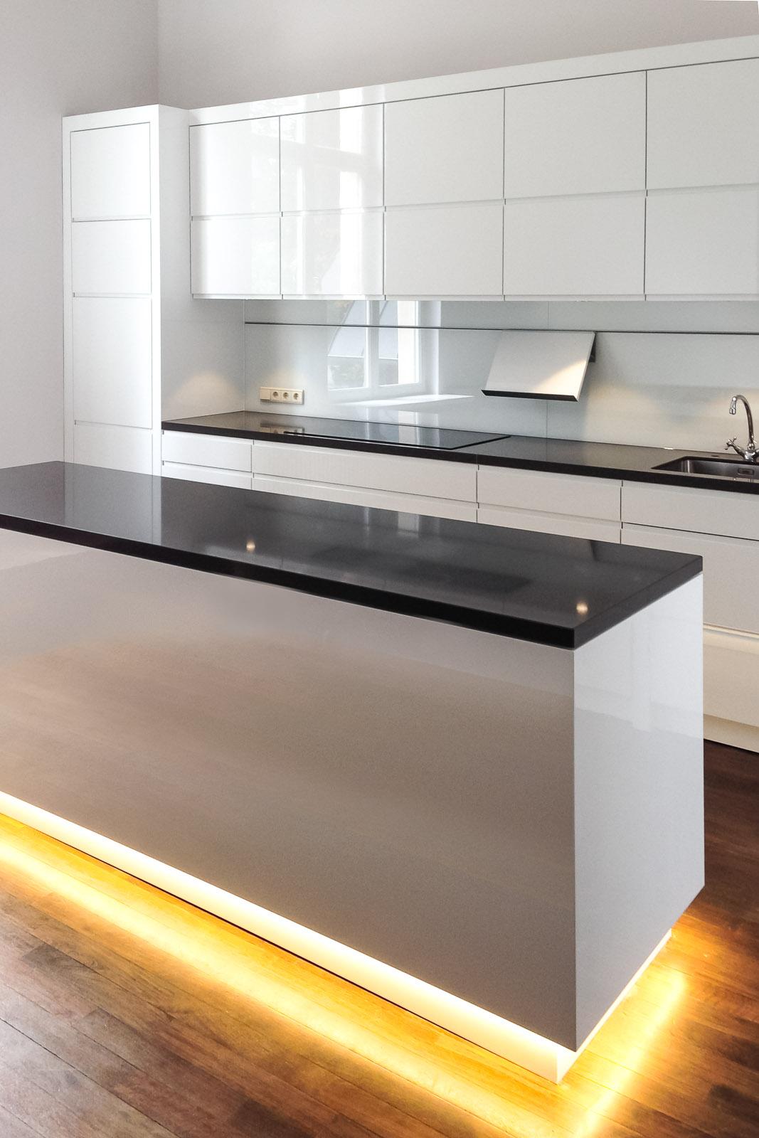 Küchen - Tischlerei für exklusiven Möbelbau und individuelle ...