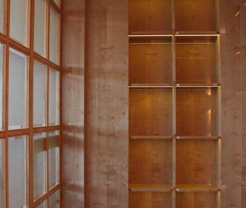 Kra 3 Regal Nach Mass Einbauregal Mobelbau Berlin Tischlerei